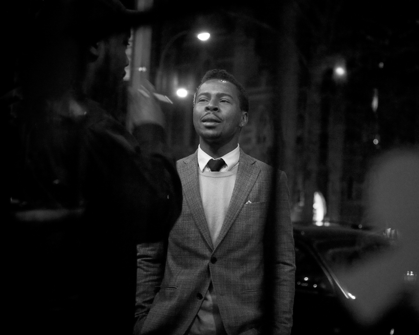 Roy Hargrove and Ameen Saleem, NYC