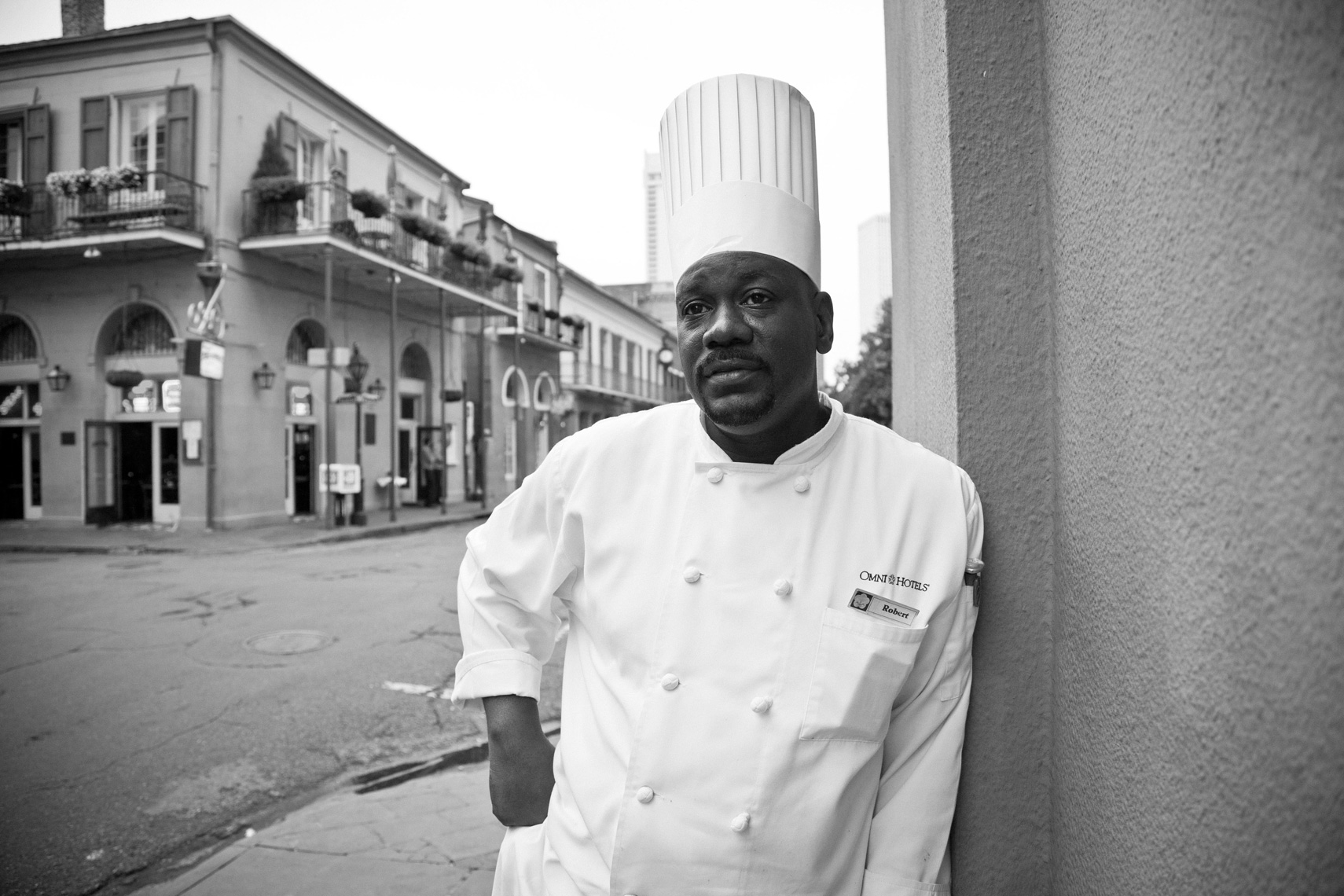 Chef Robert, New Orleans