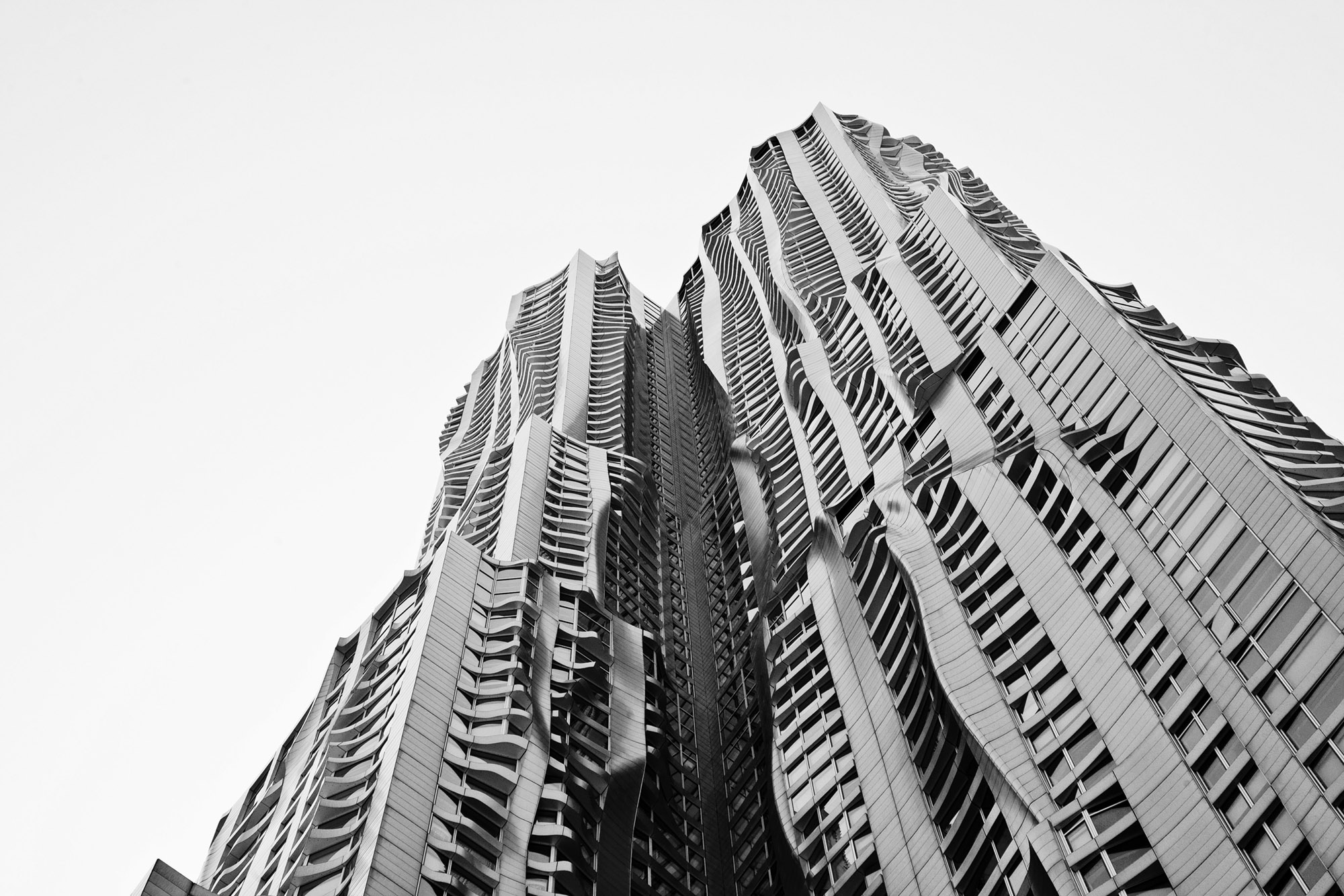 New York by Gehry, NYC